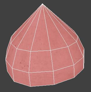 (Image cone 3d view)
