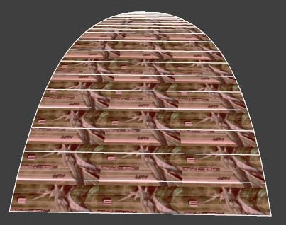 (Image Surface Inspector 3d view)